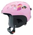 Alpina Kinderskihelm Carat Flash