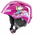 uvex Kinderskihelm Airwing 2