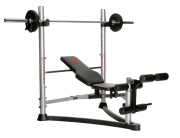 Energetics Hantelbank Power Bench 4.1