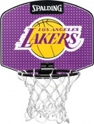 Spalding Basketballboard Mini L.A. Lakers