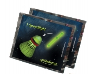 Speedminton® Speedlight 8-er Pack