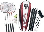 Talbot Torro Attacker 4 Badminton-Set