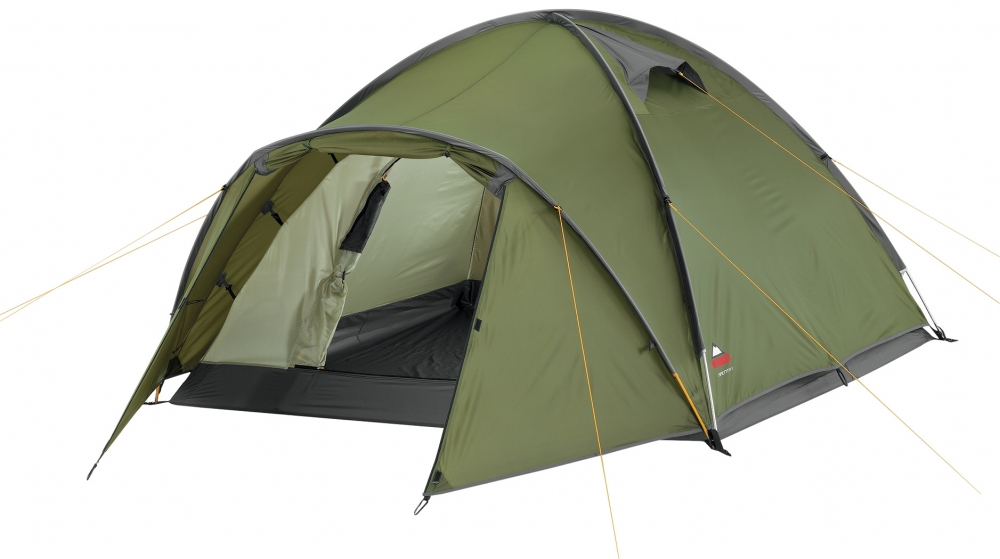 McKinley Kuppelzelt Brenta 3 (Farbe: