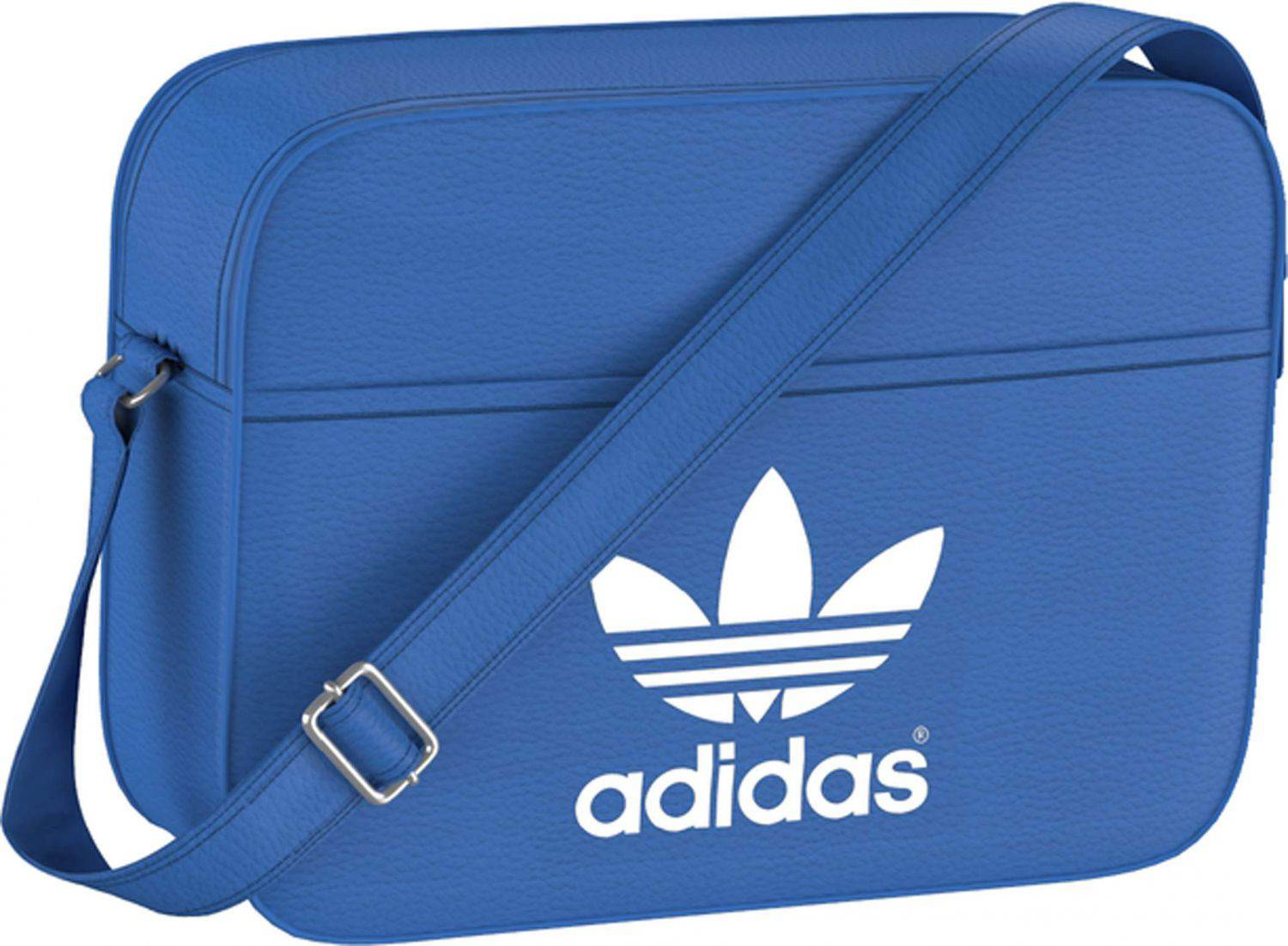 adidas Airliner Classic Tasche (Farbe: bluebird/white)