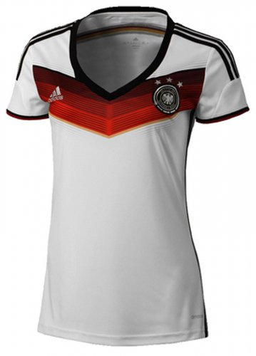 adidas damen trikot deutschland dfb 2014 ebay. Black Bedroom Furniture Sets. Home Design Ideas