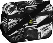 adidas All-Over-Print Airliner Schultertasche