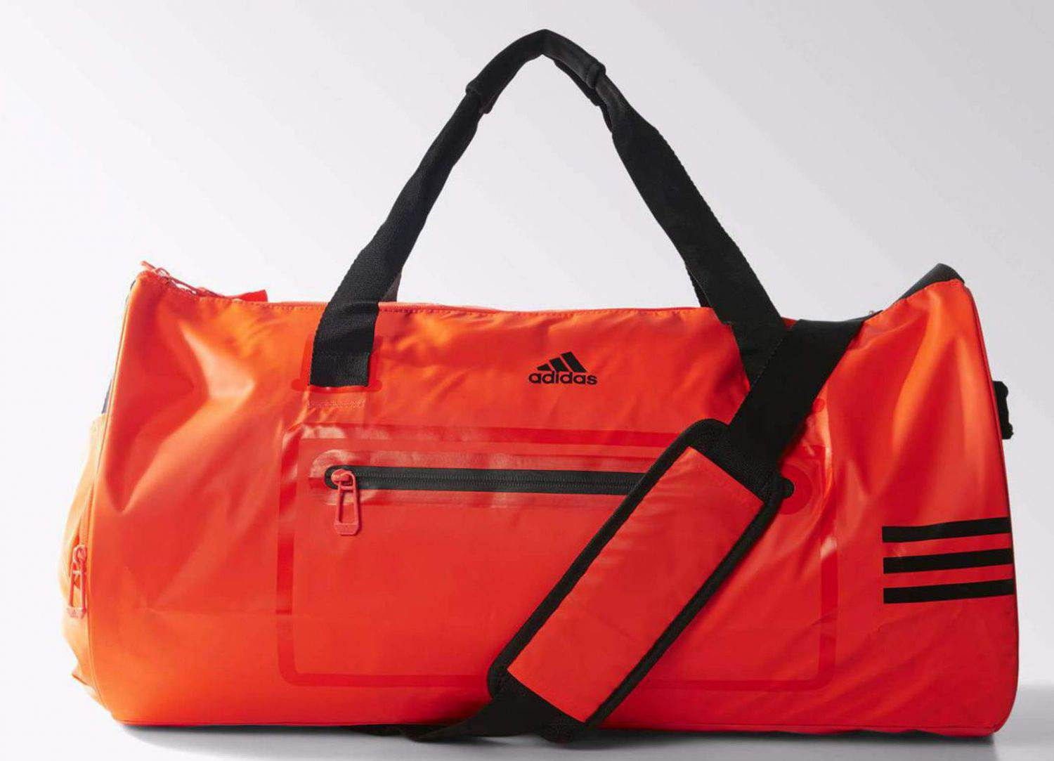 adidas Climacool Teambag M Sporttasche (Farbe: solar red/black/black)