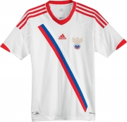 adidas Away Jersey Youth Russland