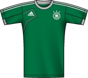 adidas DFB Trainings Tee Youth