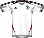 adidas DFB Training Jersey