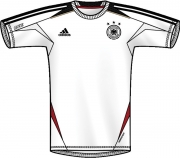 adidas DFB Training Jersey Youth