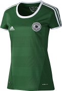 adidas DFB Away Womens Fit Jersey