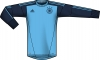 adidas Home Goalkeeping Jersey Youth