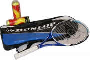 Dunlop Tennisschlägerpaket 2Hundred27