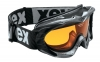 uvex Skibrille Tomahawk (Farbe: 5129 anthracite metallic, double lens, Scheibe: lasergold lite (S1))