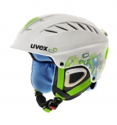 uvex Skihelm X-Ride Motion Graphic Lady