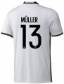 adidas DFB Home Jersey Müller