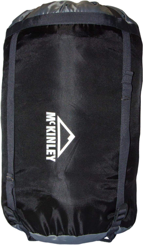 McKinley Kompressionspacksack Professional (Größe: 1 (38x20 cm), 900 charcoal/hellgrau)