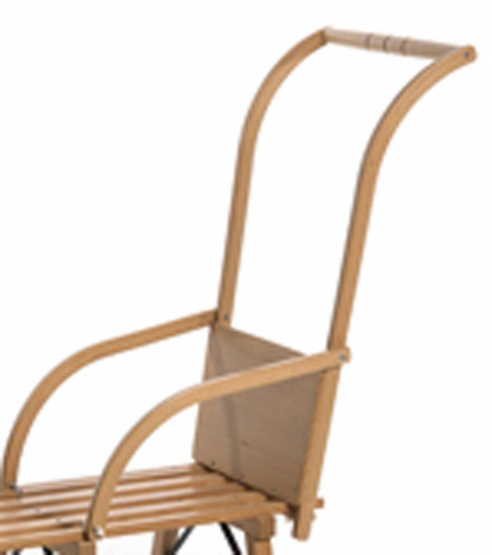 Fürschlitten - Sirch Schlitten Holzschiebelehne (Farbe buche esche lackiert) - Onlineshop