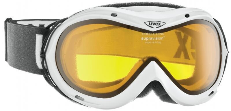 uvex-skibrille-hurricane-farbe-0129-white-double-lens-lasergold-lite-s1-