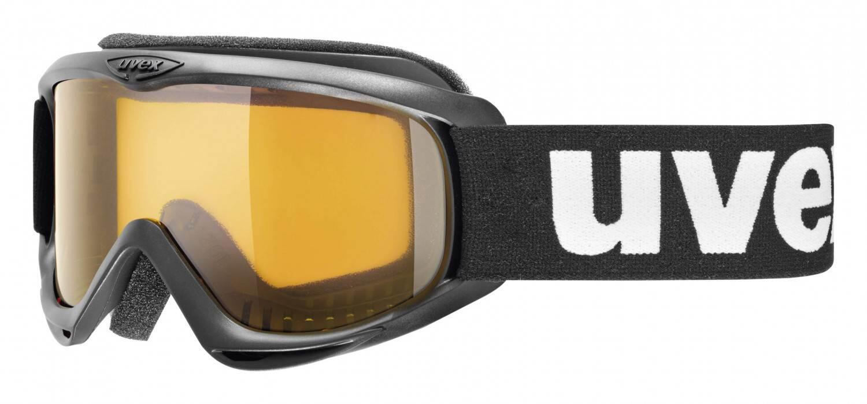 uvex-skibrille-snowcat-farbe-2019-black-single-lens-lasergold-lite-