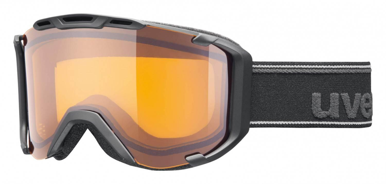 uvex-snowstrike-skibrille-farbe-2029-black-mat-lasergold-lite-clear-
