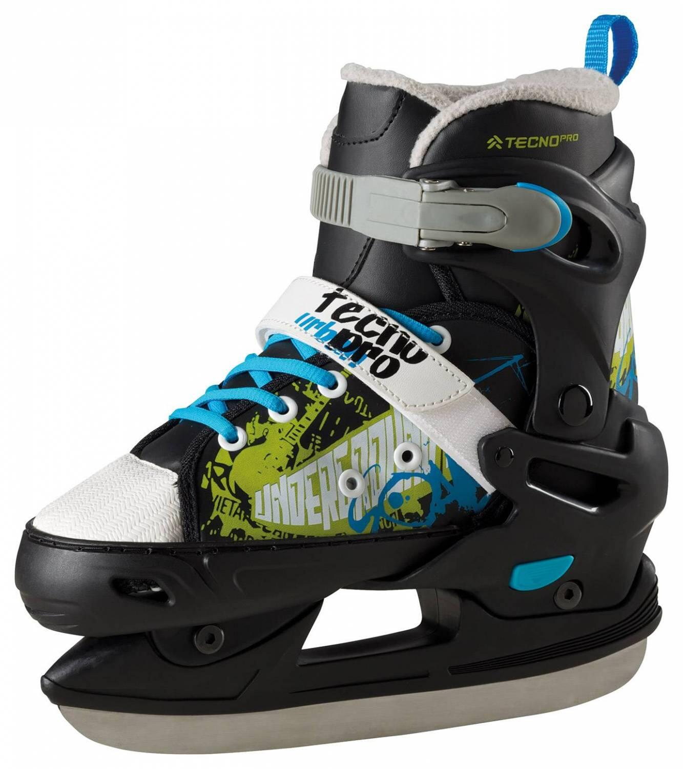 TecnoPro Delta Soft Junior Boy Kinderschlittschuh