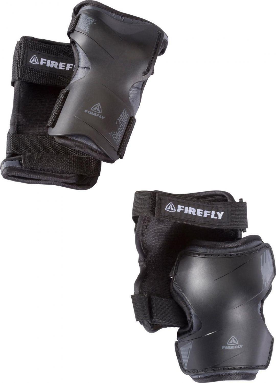 Firefly Leisureline Junior 2.0 Schützerset (Größe L, 901 schwarz grau)