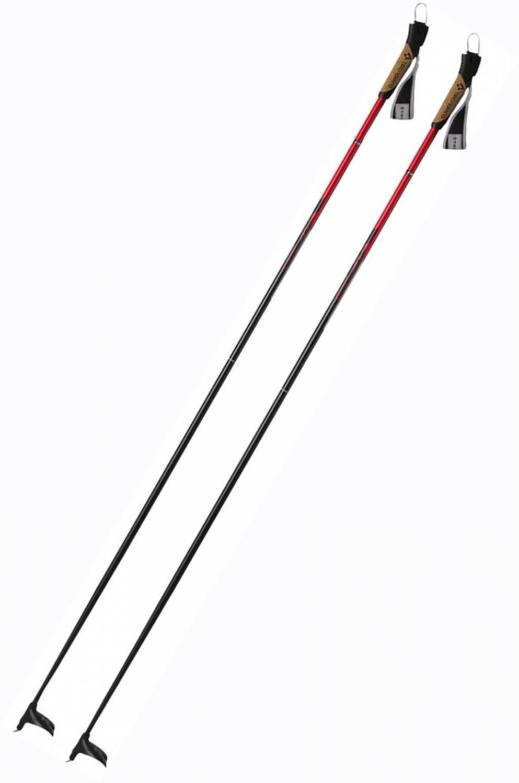 tecnopro-active-aluminium-2-0-langlaufstock-gr-ouml-szlig-e-140-cm-900-schwarz-rot-, 19.90 EUR @ sportolino-de