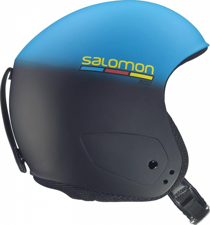salomon-x-race-slab-rennhelm-gr-ouml-szlig-e-l-58-59-cm-blue-black-mat-