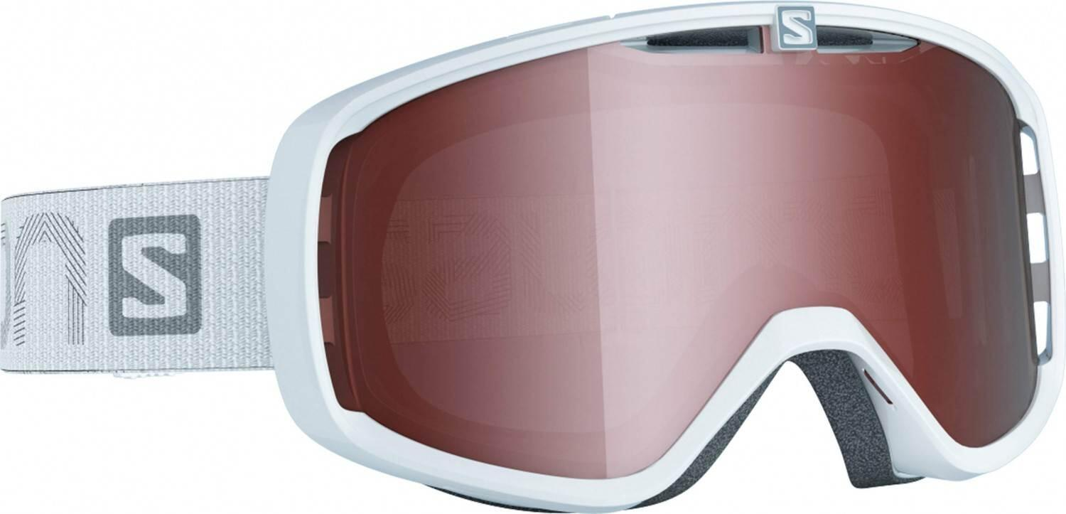 salomon-aksium-access-skibrille-farbe-white-scheibe-tonic-orange-flash-