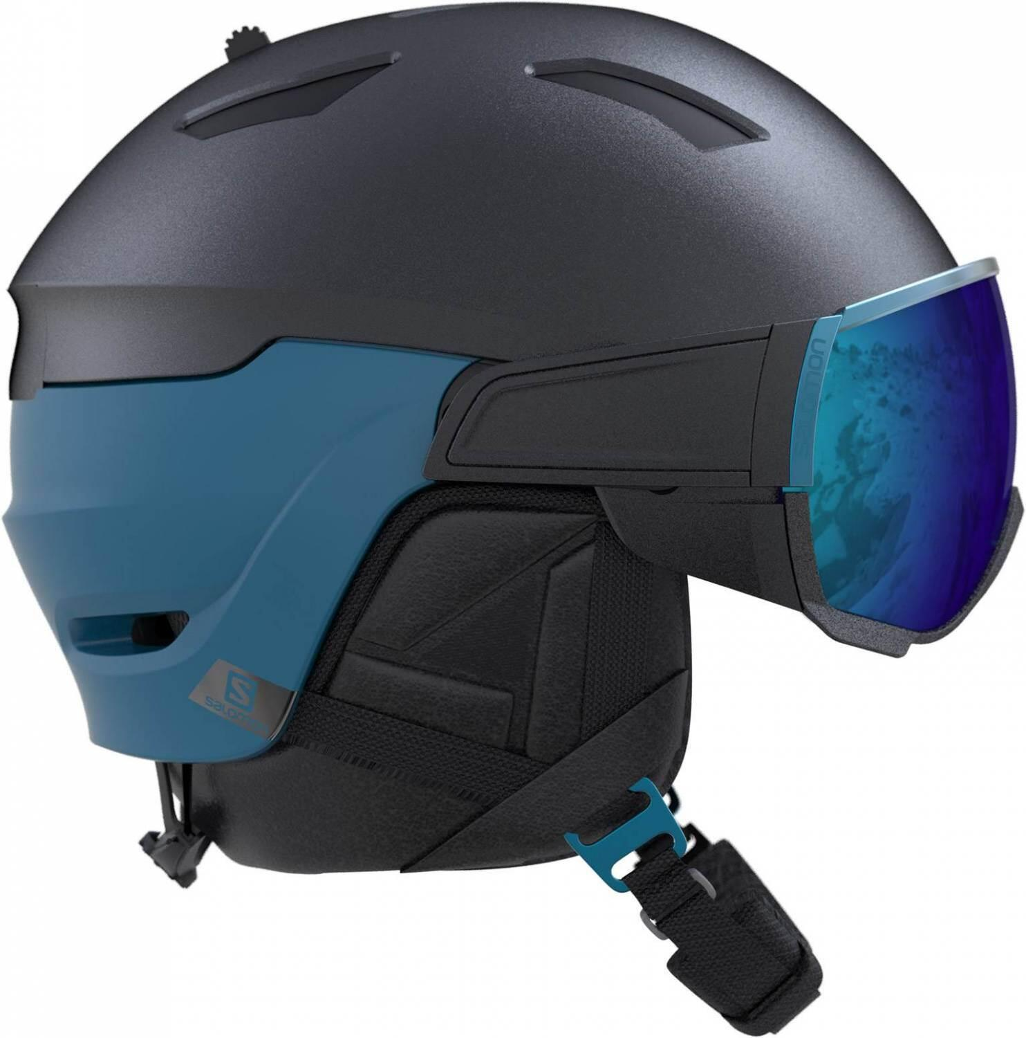 Salomon Driver Visier Skihelm
