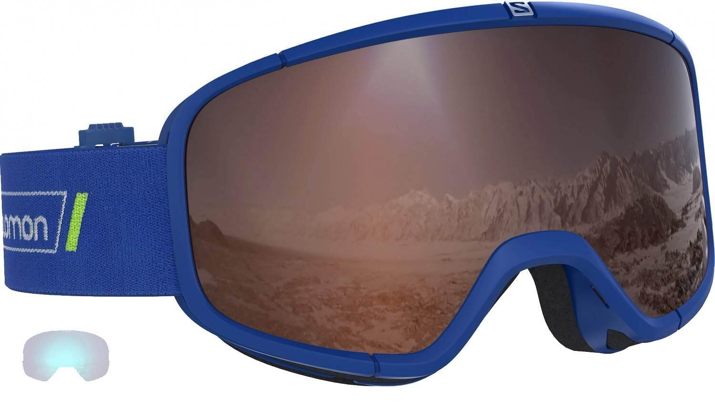 salomon-four-seven-race-skibrille-farbe-blue-scheibe-tonic-orange-mirror-silver-extra-light-bl