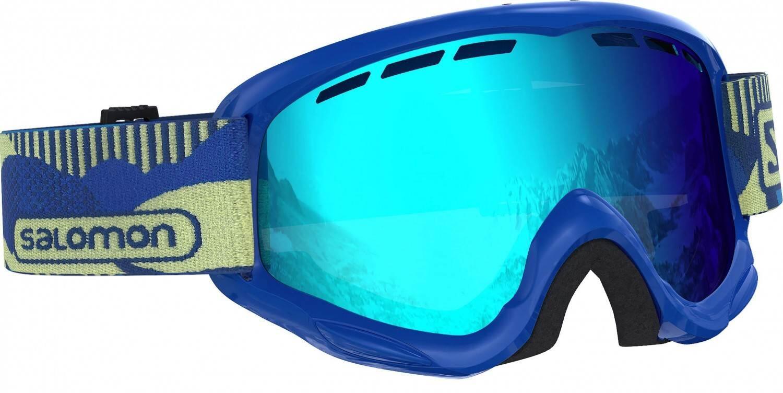 Fürski - Salomon Juke Kinder Skibrille (Farbe blue, Scheibe multilayer mid blue) - Onlineshop