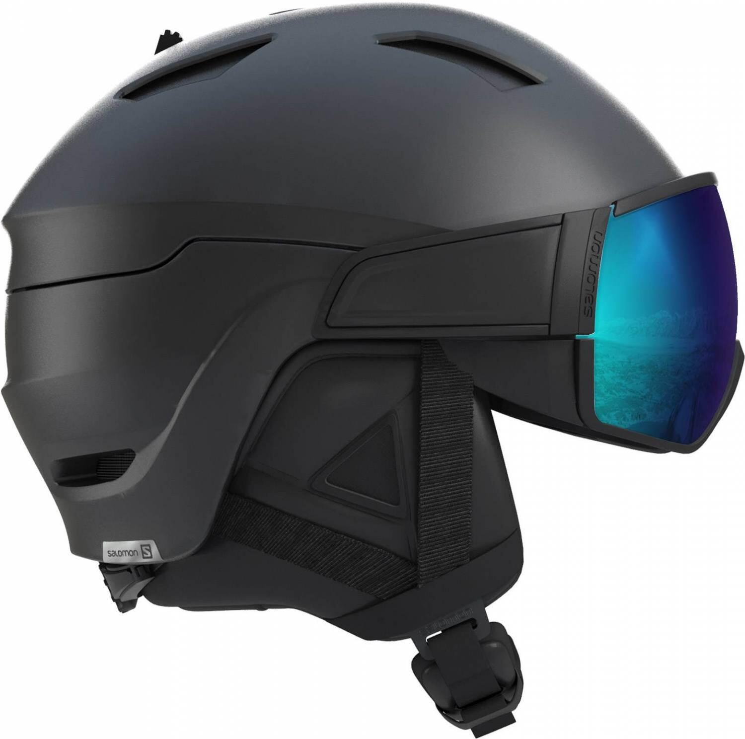 Salomon Driver S Visier Skihelm