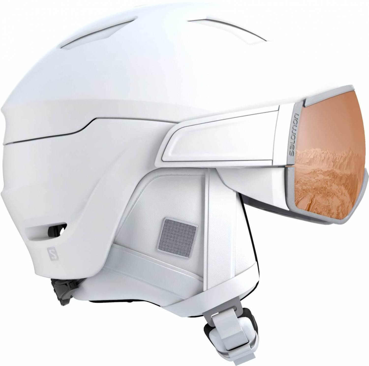Salomon Mirage S Visier Skihelm
