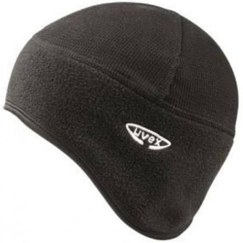 uvex Bike Cap Unterziehmütze (Farbe: 0001 black, Größe S/M)