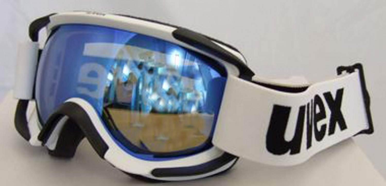 uvex-skibrille-sioux-farbe-1426-white-black-litemirror-blue-clear-