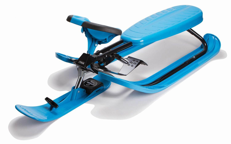 Schlitten - Stiga Snowracer Color Pro (Farbe blau schwarz) - Onlineshop