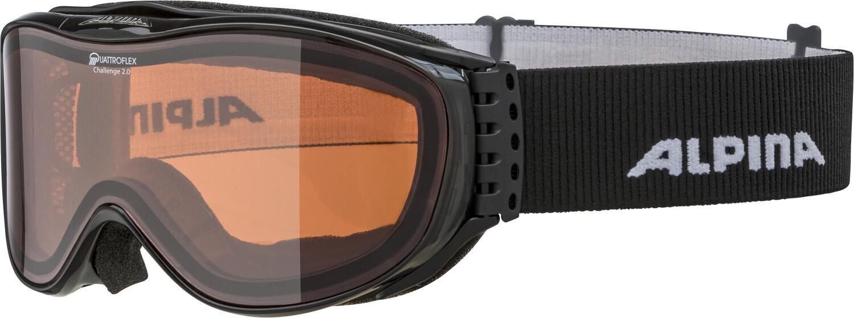 alpina-challenge-2-0-skibrille-farbe-035-black-transparent-scheibe-quattroflex-hicon-s2-