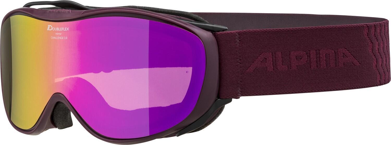 alpina-challenge-2-0-m-brillentr-auml-ger-skibrille-farbe-853-cassis-scheibe-mirror-pink-s2-