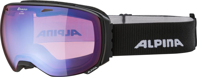 alpina-big-horn-skibrille-farbe-836-black-matt-scheibe-mirror-blue-s2-