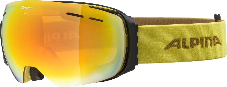 alpina-granby-skibrille-farbe-841-curry-scheibe-quattroflex-mirror-red-s2-