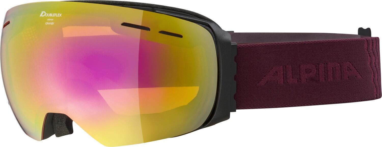 alpina-granby-skibrille-farbe-853-black-cassis-scheibe-quattroflex-mirror-pink-s2-