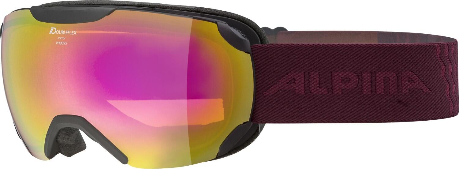 alpina-pheos-small-hm-skibrille-farbe-855-black-cassis-scheibe-mirror-pink-s2-