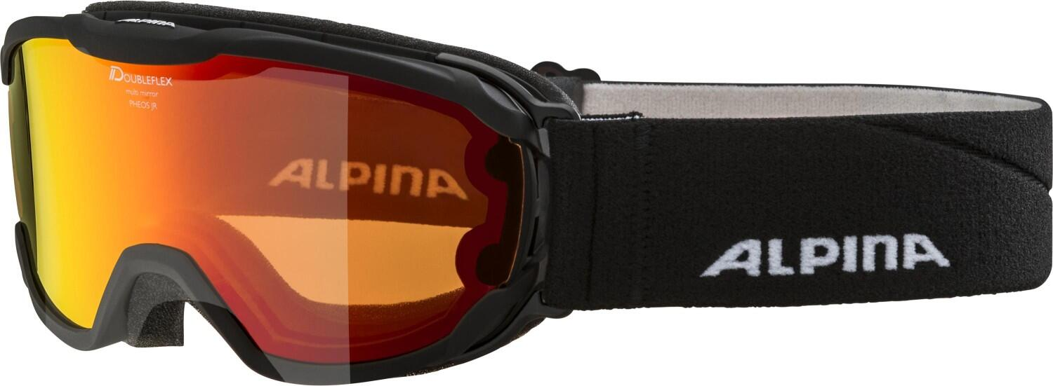 alpina-pheos-junior-mirror-skibrille-farbe-831-black-scheibe-mirror-orange-s2-