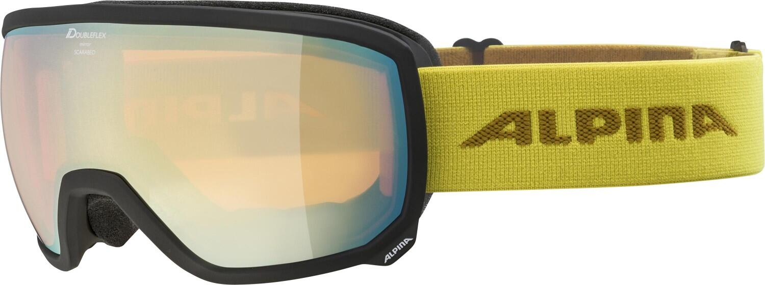 alpina-scarabeo-skibrille-mm-farbe-841-black-curry-scheibe-hm-gold-s2-