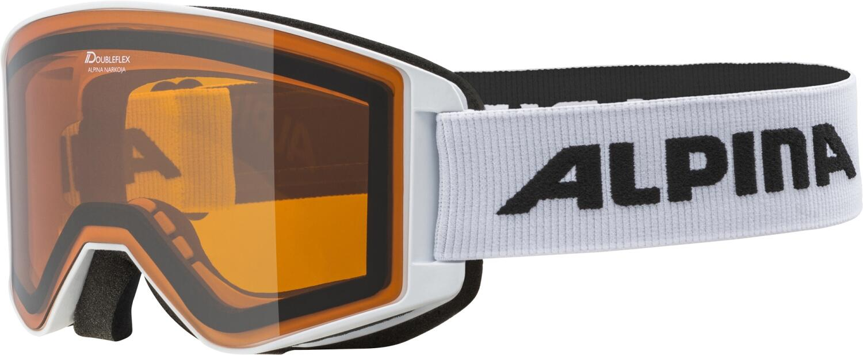 alpina-narkoja-dh-skibrille-farbe-111-white-scheibe-doubleflex-s2-