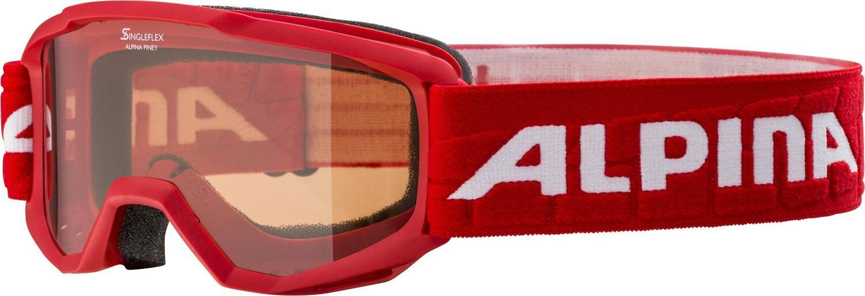 alpina-piney-sh-skibrille-farbe-451-red-scheibe-singleflex-s2-