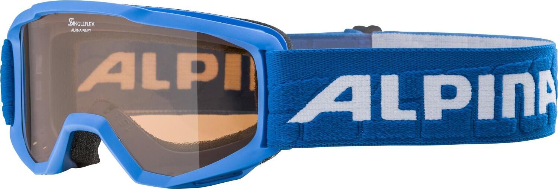 alpina-piney-sh-skibrille-farbe-481-blue-scheibe-singleflex-s2-